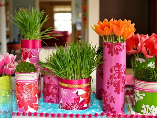 dekoracii za velikden vazi masa cvetq