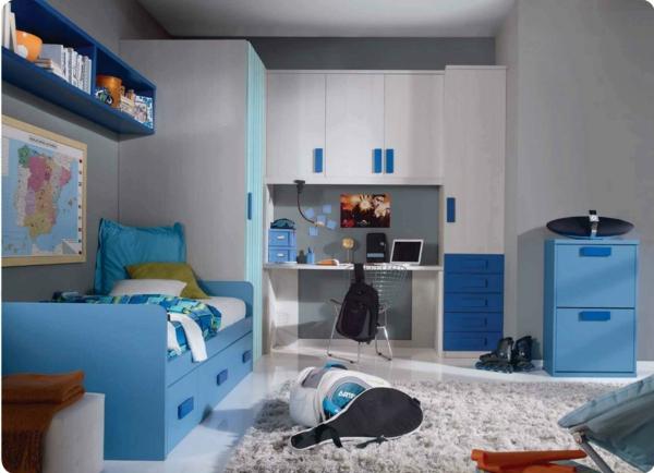 детска стая синьо бяло за момчета идеи обзавеждане