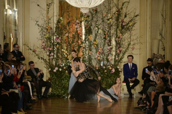 dolce gabbana alta moda prolet 2015 balet
