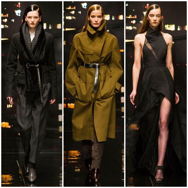 donna karan new york modna sedmica esen zima