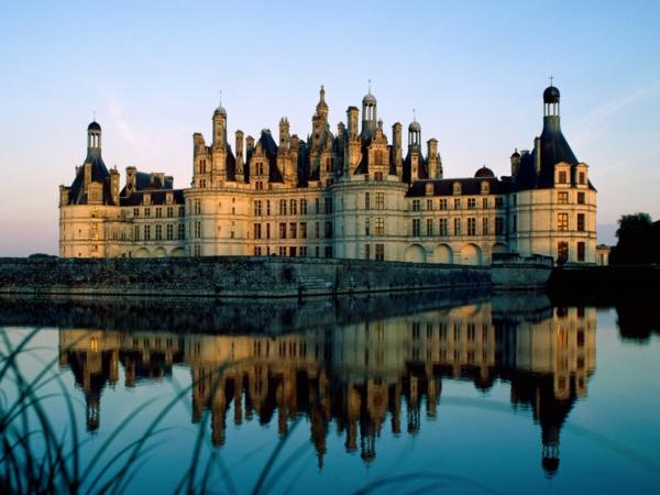 dvorci po sveta shambord franciq