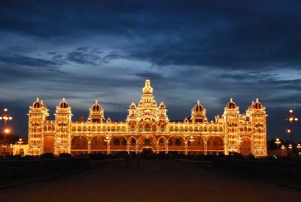 dvorci po sveta misore mysore