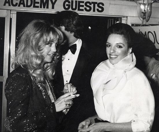 emblematichn momenti ot oskarite Goldie Hawn Liza Minnelli