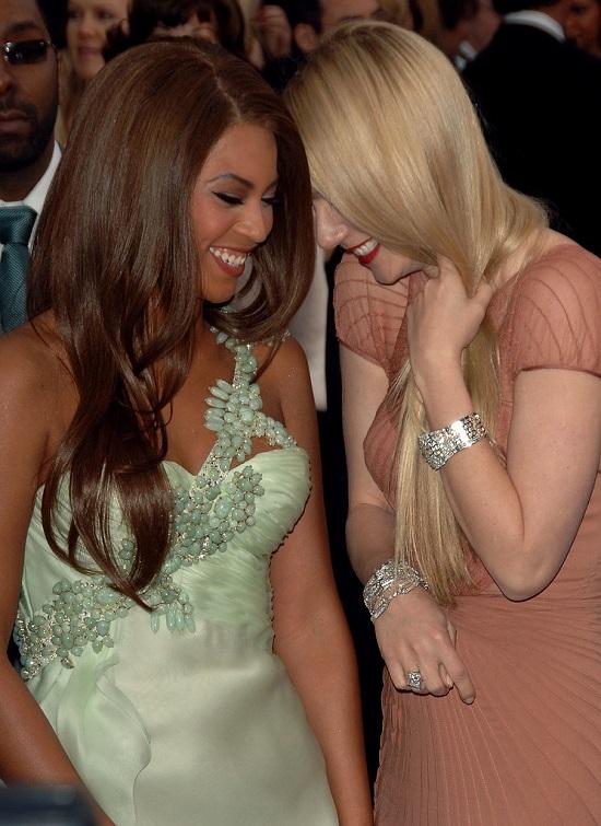 emblematichni momenti ot oskarite Gwyneth Paltrow Beyoncé