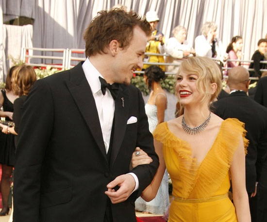 emblematichni momenti ot oskarite Heath Ledger Michelle Williams 2006