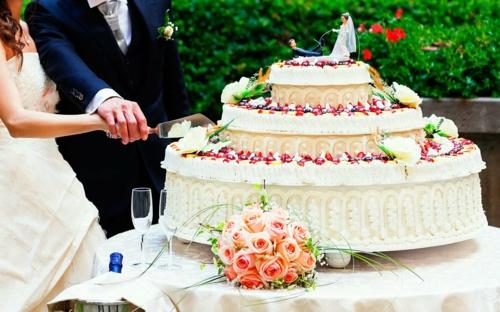 svatbena torta