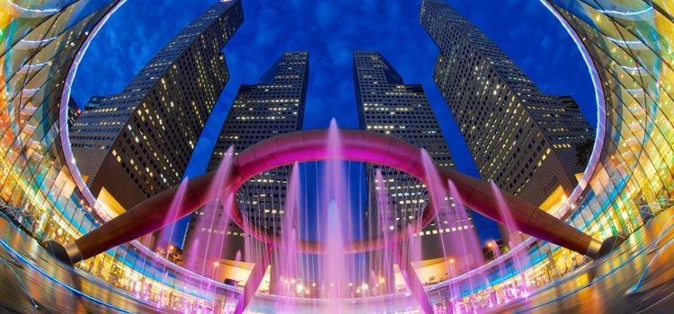 fontan na bogatstvoto singapore