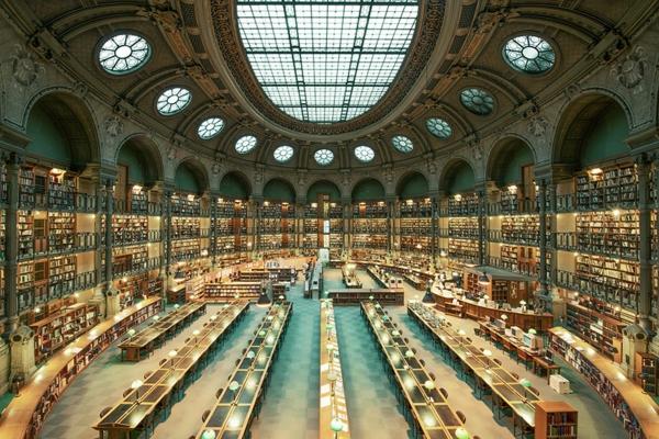 golemi naj-vnushitelnite biblioteki po sveta