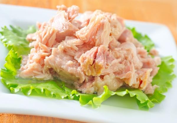 hrani vredni za mozaka riba ton
