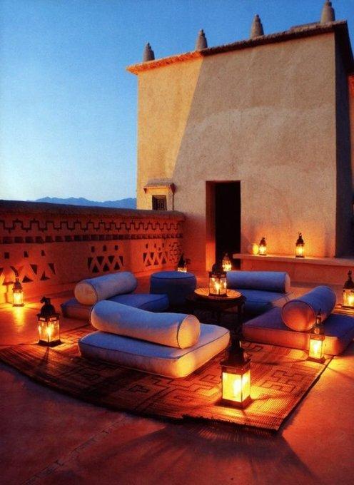 idei terasa kat za sqdane feneri