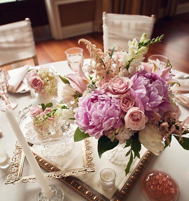 idei za svatbena dekoratsiq bojur