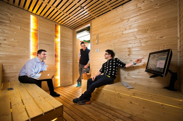 inovativen ofis google sauna budapeshta