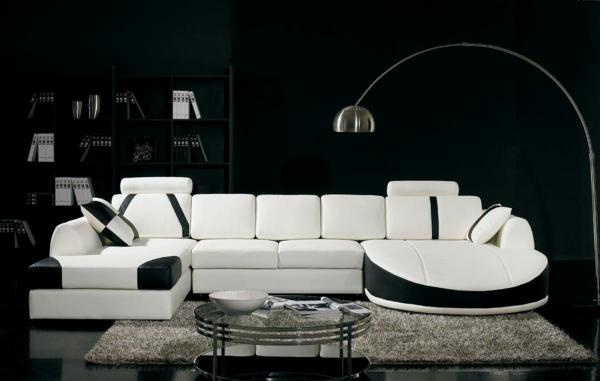 interior bqlo cherno divan moderen stil