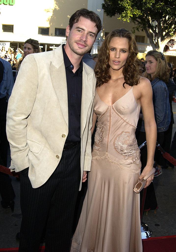 zabraveni vrazki na zvezdite Scott Foley Jennifer Garner