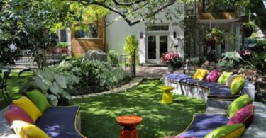 Как да изберем градински мебели
