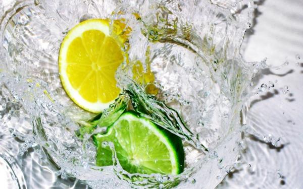 kakvo da piem predi trenirovka voda limon