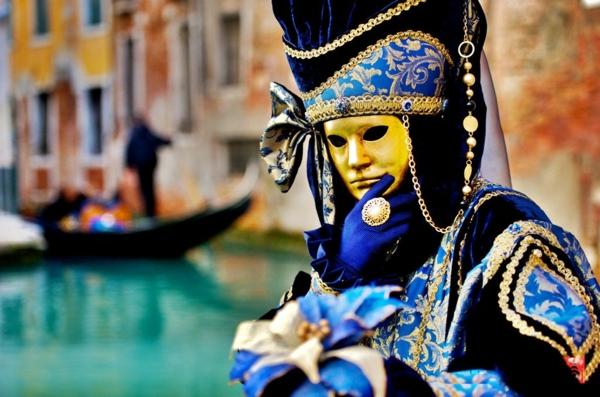karnavalat vav veneciq sin kostium jalta maska