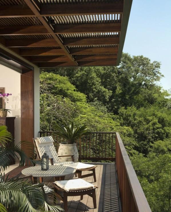 kashta v tropicite meksiko balkon gora