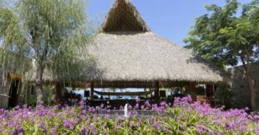 Екзотична къща в тропика в Мексико