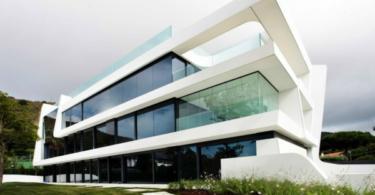Вили и къщи от талантливи архитекти