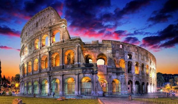 kolizeumat v rim arhitektura