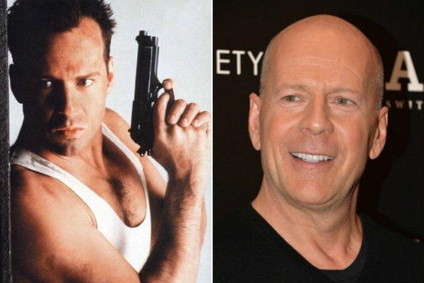 krasivi i izvestni maje predi i sled Bruce Willis