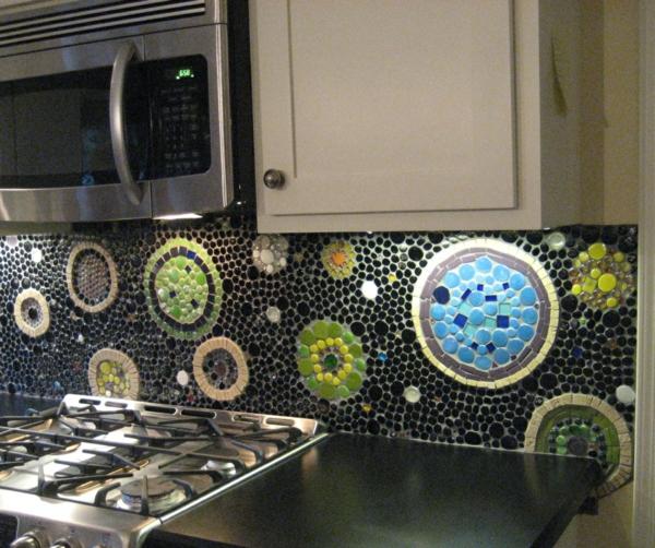 kuhnenski grab mozaika cherno zeleni sini kragove