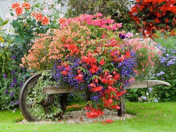 Малка градина – идеи за организиране на пространството
