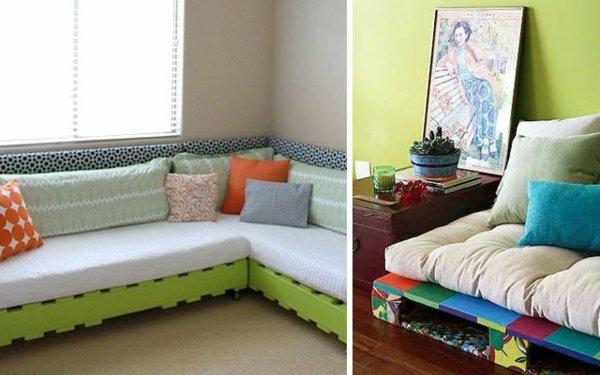 divan ot paleti