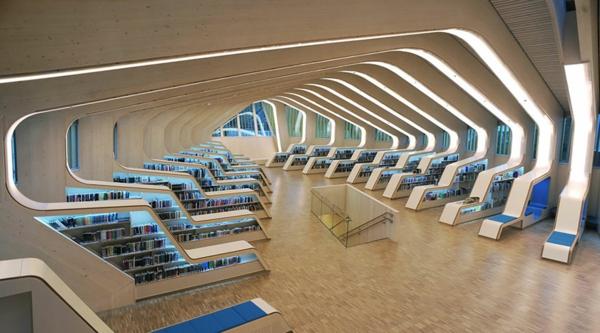 moderni biblioteki