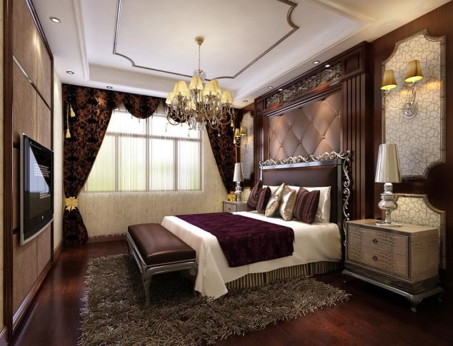 moderni i luksozni spalni idei