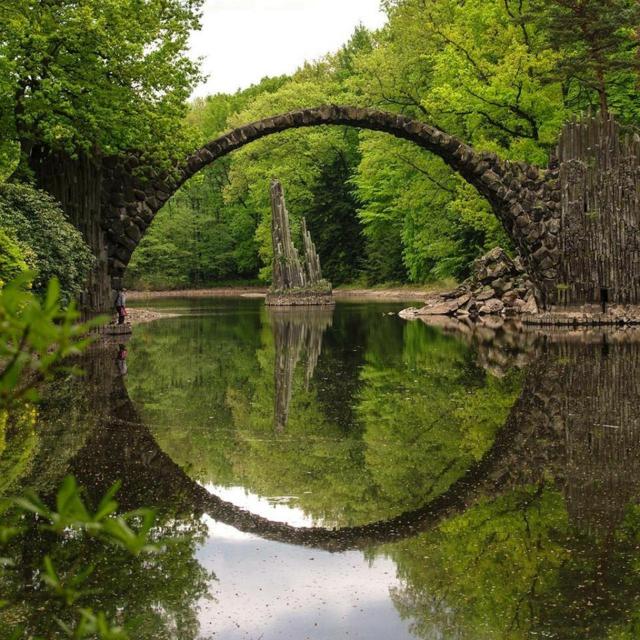 most otrajenie voda