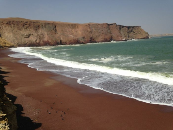 krasivi plajove po sveta red beach