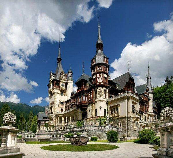 Най-красивите замъци по света