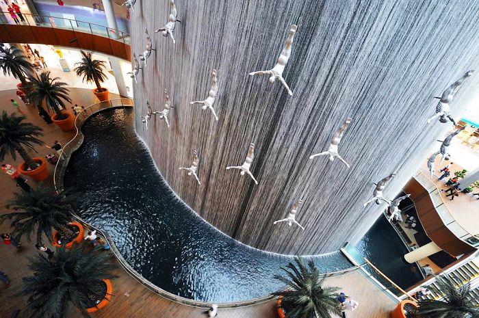 nai krasivite fontani po sveta dubai mall
