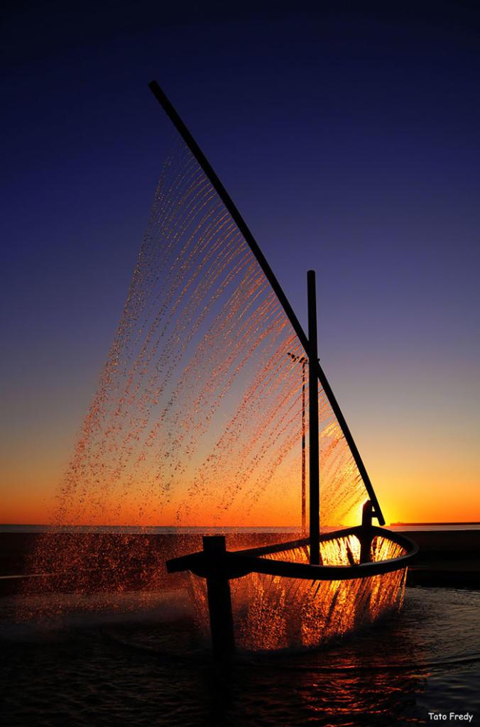nai krasivite fontani po sveta korab valencia