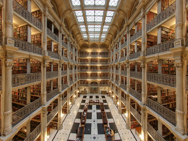 naj-vnushitelnite biblioteki po sveta