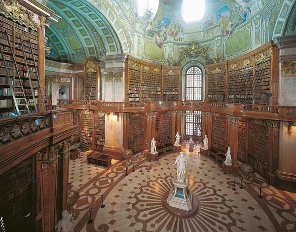 naj-vnushitelnite biblioteki po sveta lazara