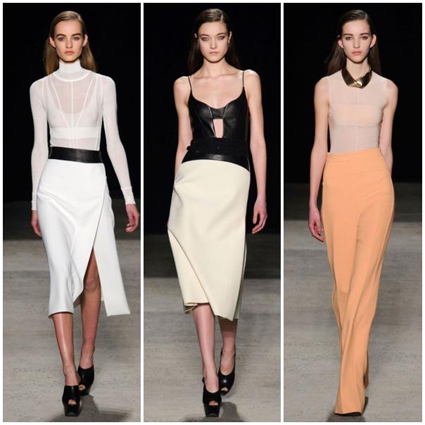 narciso rodriguez new york modna sedmica esen zima podium 2015