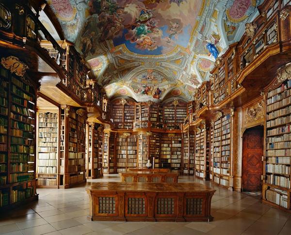 neveroqtni naj vnushitelnite biblioteki po sveta