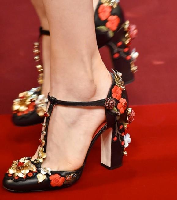 obuvki prolet lqto 2015 Dolce and Gabbana