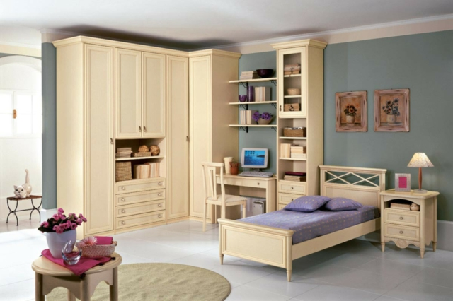 идеи за обзавеждане на детска стая момиче интериорен дизайн
