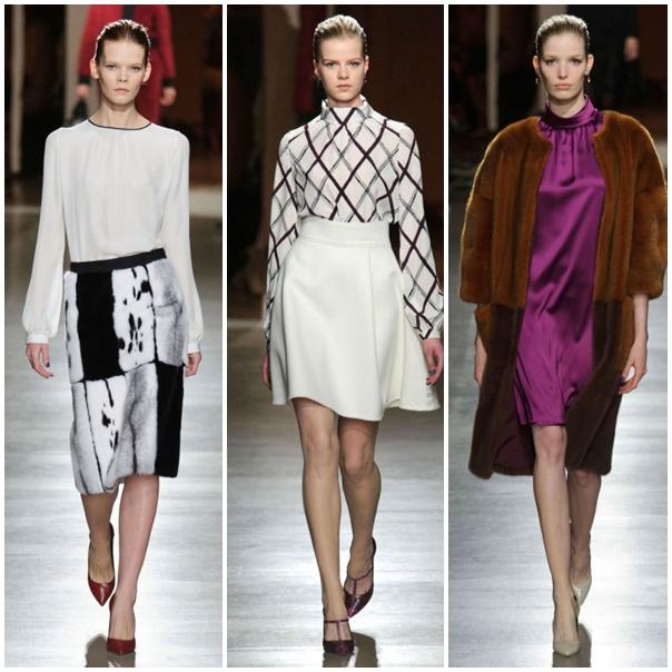 oscar de la renta new york modna sedmica esen zima podium 2015