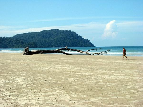 ostrovi v tailand ko tarutao