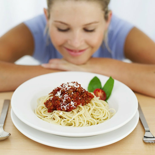 otslabvane hranene prichini spageti