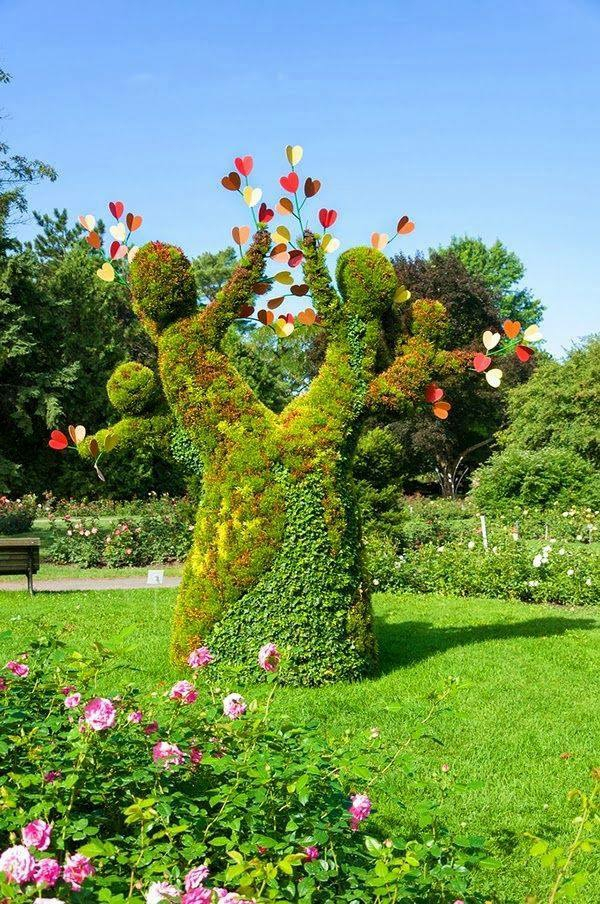 monreal botanicheska gradina