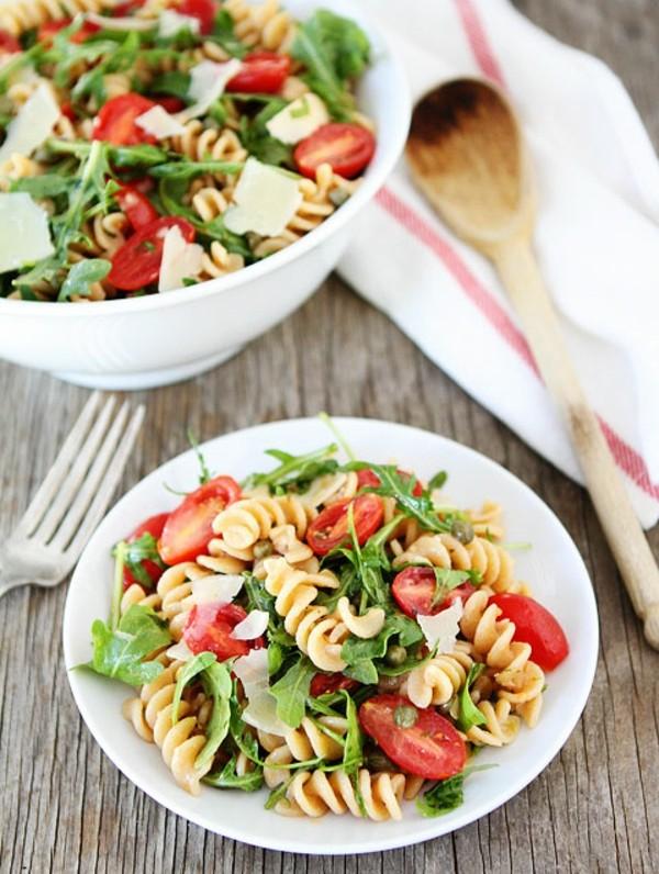 recepta salata italianska rukola pasta