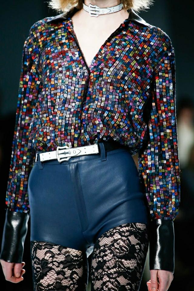 rodarte new york detaili  zima 2015 bluza