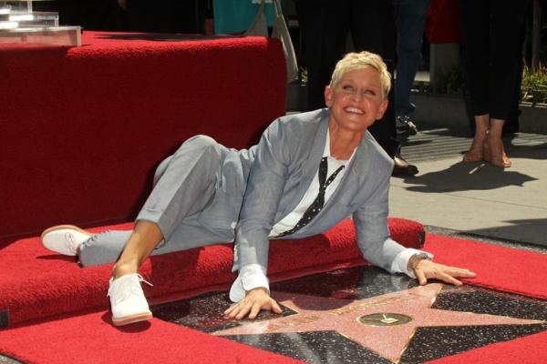 shtedri zvezdi Elan DeGeneres