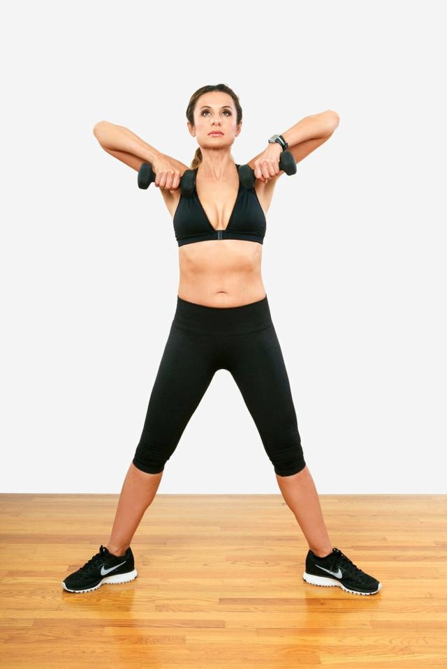 упражнения за стегнати ръце